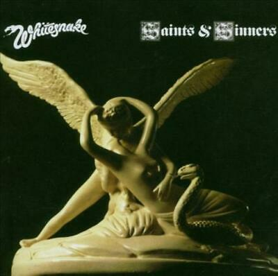 Whitesnake - Saints & Sinners New Cd