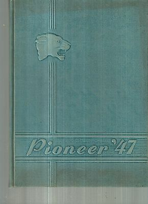 1947 Morton Junior College Yearbook Cicero Illinois