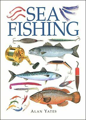 Sea Fishing by Yates, Alan Hardback Book The Cheap Fast Free Post