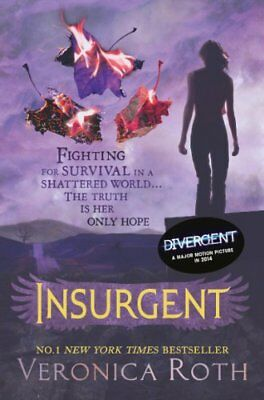 Insurgent (Divergent, Book 2), Roth, Veronica Book The Cheap Fast Free Post