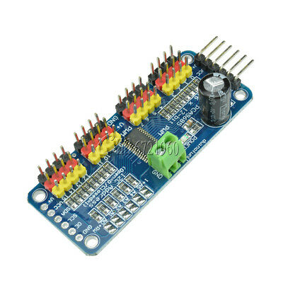 16-Channel 12-bit PWM/Servo Driver-I2C interface-PCA9685 For Arduino Robot