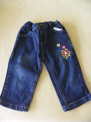 BABY GIRLS JEANS SIZE 24  months