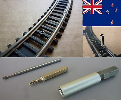 SCREWS for ROKAL SCALE TT, with special tools - POSTAGE-FREE (NZ)