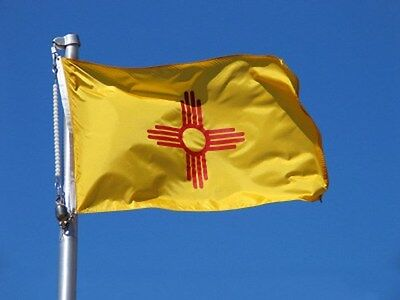 NEW 3x5 ft NEW MEXICO STATE OF FLAG