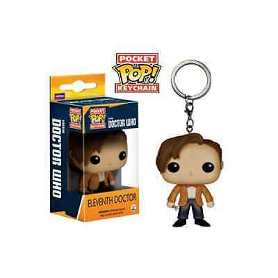 Porte-clés Pocket Pop! Doctor Who 11th Doctor