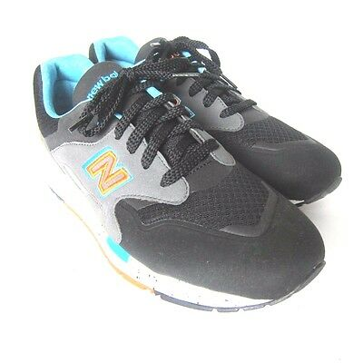S-601930 New New Balance Black Sonic 1600 Classic Sneakers Shoes Size US-11 38aa6277a553