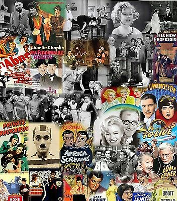 69 CLASSIC COMEDY MOVIES ON A 16GB USB FLASH DRIVE nearly 60 hrs! #GREAT VALUE#