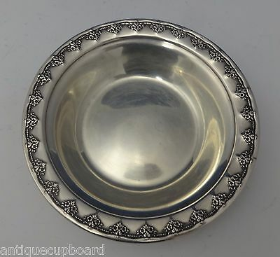 """Tara by Reed and Barton Sterling Silver Bowl 6 1/2"""" Diameter (#0661)"""