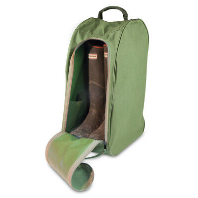 Wellington boot bag made from high quality material with vents