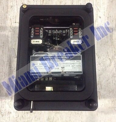 12IAC53B810A General Electric Overcurrent Relay