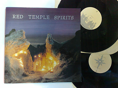 """Red Temple Spirits Dancing To Restore An Eclipsed Moon 1988 We Buy 10 Lp + 12"""""""