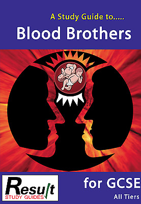A Study Guide to Blood Brothers for GCSE (Paperback)