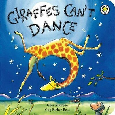 Giraffes Can't Dance, Andreae, Giles Board book Book The Cheap Fast Free Post