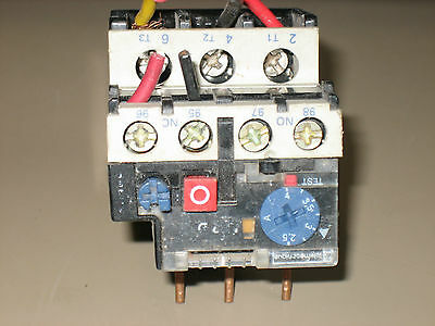 Telemecanique Thermal Overload Relay Lr2 D1308