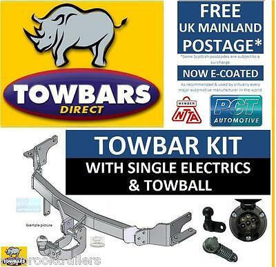 Towbar for Nissan Elgrand E50 1996 to 2001 Including Highway star NN3563 PCT