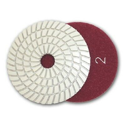 "4"" JHX Plus 3-Step Wet Diamond Polishing Pads - Step 2"