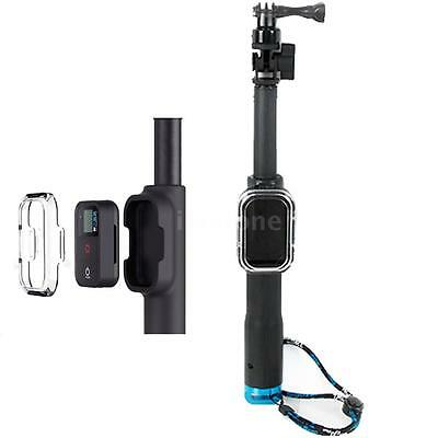 new full height collapsible camera monopod with foldable foot rest grip picclick uk. Black Bedroom Furniture Sets. Home Design Ideas