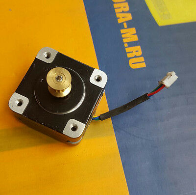 DC 12V 2 Phase 4 Wire 35 Stepper Motor 21mm 3D Printer Stepping Motor with Gear