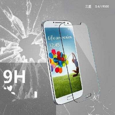 Tempered Glass Film Screen Protector Premium Real for Samsung Galaxy S4 i9500 xp