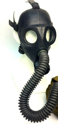 Soviet russian gas mask with filter gas mask PDF-2SH
