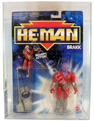Afa / Ukg Motu New Adventures Of He-Man / Brakk / Mattel 1988 / Ukg 85% / Ovp