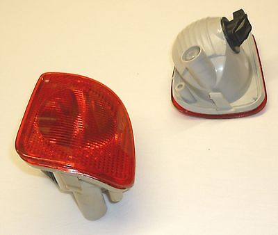 RENAULT KANGOO MK3 rear fog light lamp & reflector / Left -3713