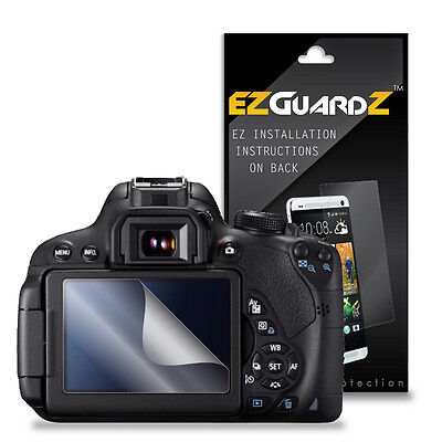 2X EZguardz LCD Screen Protector Cover HD 2X For Canon EOS 700D, EOS Rebel T5i