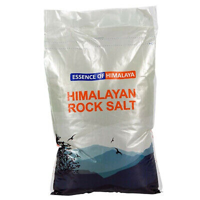 HIMALAYAN PINK SALT | 25KG BAG | COARSE | 100% Natural | Food/Cosmetic