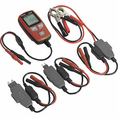 Sealey Automotive Current Tester 30amp