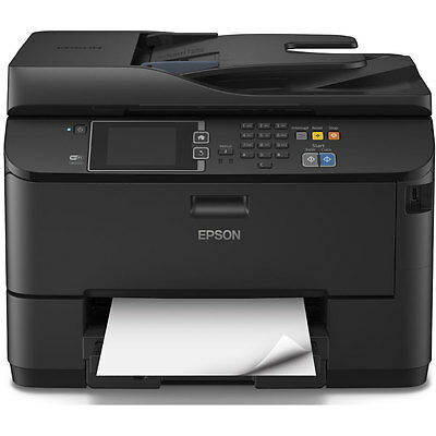 Epson WorkForce Pro WF-4630DWF A4 Colour Multifunction Inkjet Printer