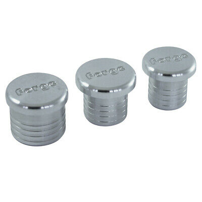 Forge Alloy Hose End Blanking Plug With 25mm Diameter - FMTB052K25