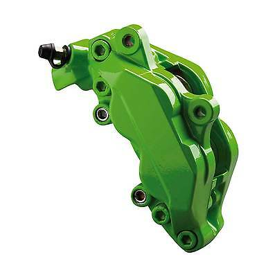 Foliatec Car/Vehicle Brake Caliper Paint And Engine Lacquer - Power Green