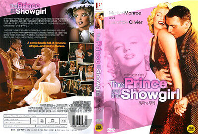 THE PRINCE AND THE SHOWGIRL (1957) - Laurence Olivier, Marilyn Monroe  DVD NEW