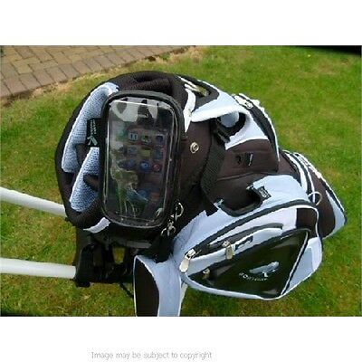 IPX4 Waterproof Case Golf Bag Clip Phone Mount fits iPhone 5. fits ALL Bags