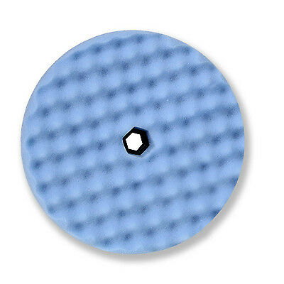 """3M 5708 8"""" Perfect It Ultrafine Foam Polishing Pad Double Sided Quick Connect"""