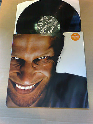 Aphex Twin Richard D.james Album 1996 Warp Warp Lp 43 Uk Lp 5021603043114