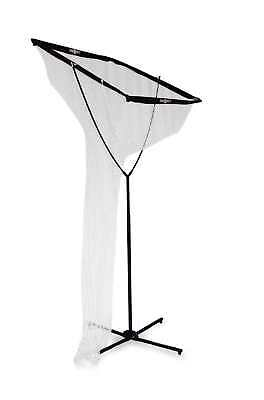 BowNet Volleyball Adjustable Practice Setting Portable Net - Bow-VBSettingNet