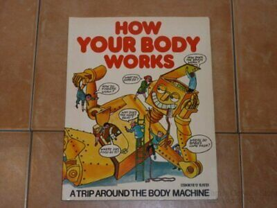 How Your Body Works (Children's World) by Rawson, C. J. Paperback Book The Cheap