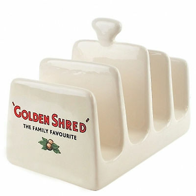 Golden Shred Marmalade Robert Opie Retro Cafe Kitchen Toast Rack