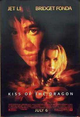 Kiss of the Dragon Movie Poster 48x70