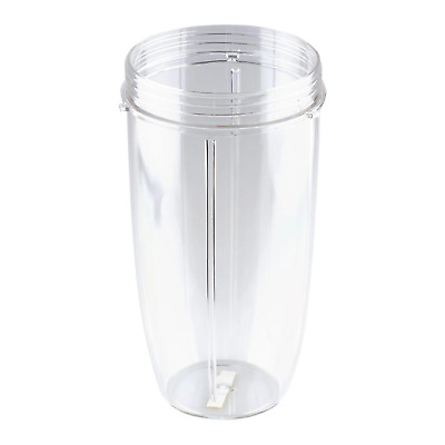 Nutribullet Tall 24 Oz Cup - Suits 600W 900W Models Juicers Replacement Parts