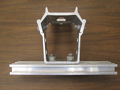 6CSO-12-4WT, Aluma-form, conduit 6 inch standoff bracket - LOT of 2