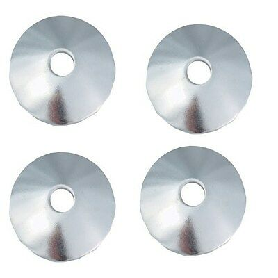Gibraltar Metal Cymbal Stand Cup Washer 4 Pack