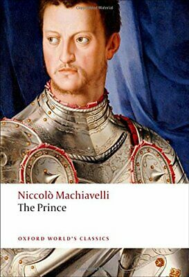 The Prince (Oxford World's Classics) by Machiavelli, Niccol� Paperback Book The
