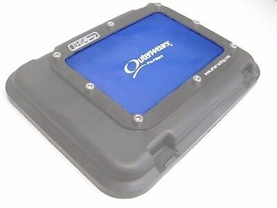 Outerwears - 20-2229-02 - Airbox Cover, Blue`