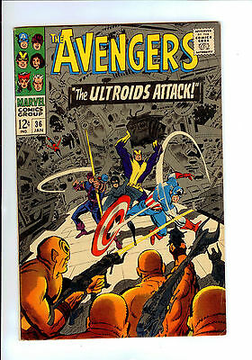 Marvel: The Avengers #36 High Grade
