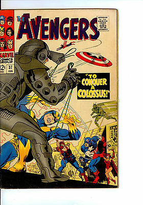 Marvel: The Avengers #37 High Grade