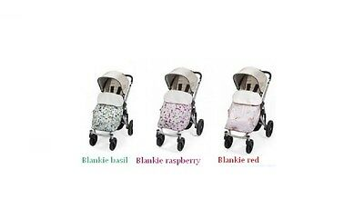 Uppababy Vista/Alta Stroller Blanket Universal - 3 Colour choices