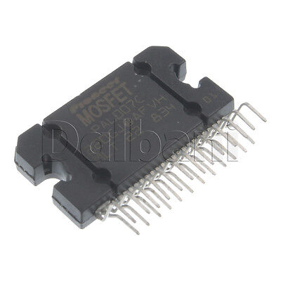 PAL007C Original Pulled Pioneer Audio Amplifier IC 14.4V 25 Pin Equiv to TDA7386