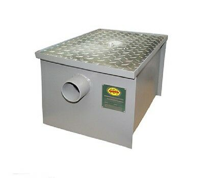 New 50 LB Commercial Grease Trap Interceptor - PDI Certified (Local Pick-Up)